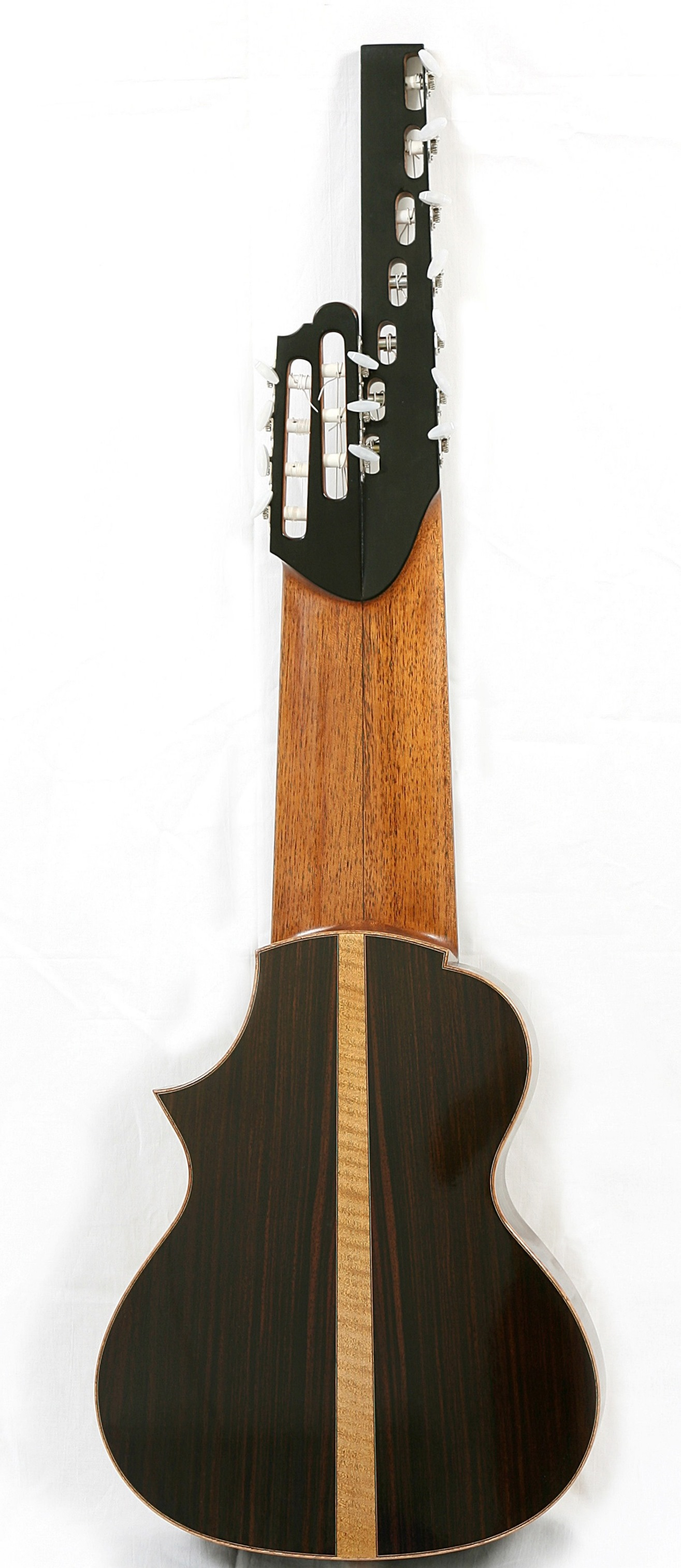 14-string Altgitarr, Back Indian Rosewood.JPG