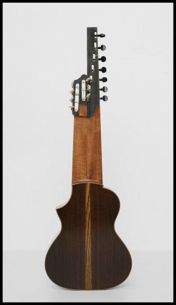 Hand made Alto guitar.